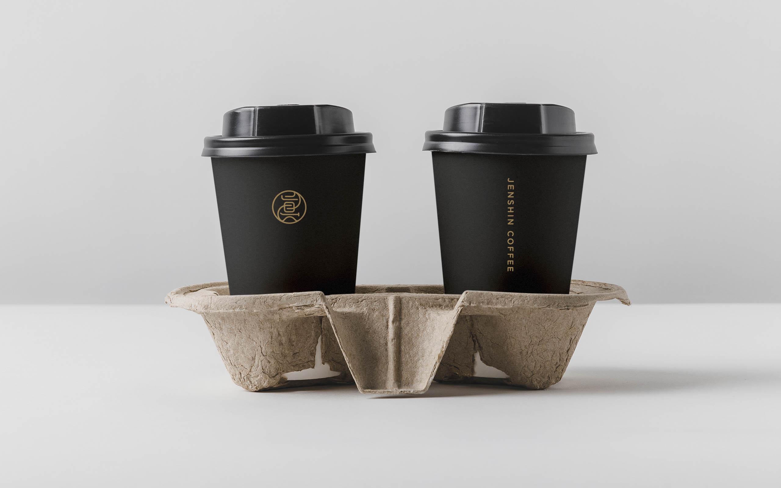 真心豆行-外帶咖啡杯