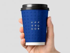 PAOPAOFUN咖啡品牌設計