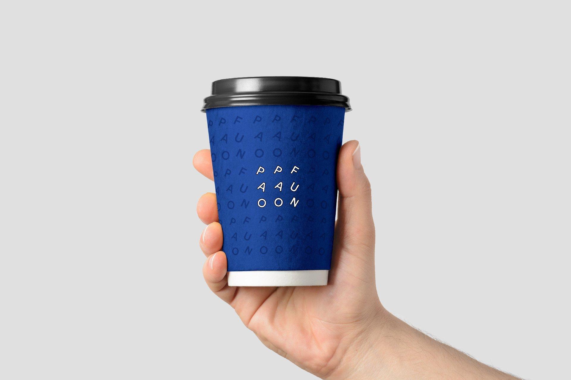 PAOPAOFUN-COFFEE CUP