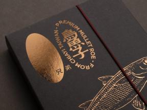 邱家兄弟水產生態養殖烏魚子 | 2019包裝設計
