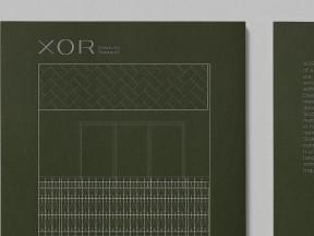 生生創研XOR Creativity Research|2019企業識別設計