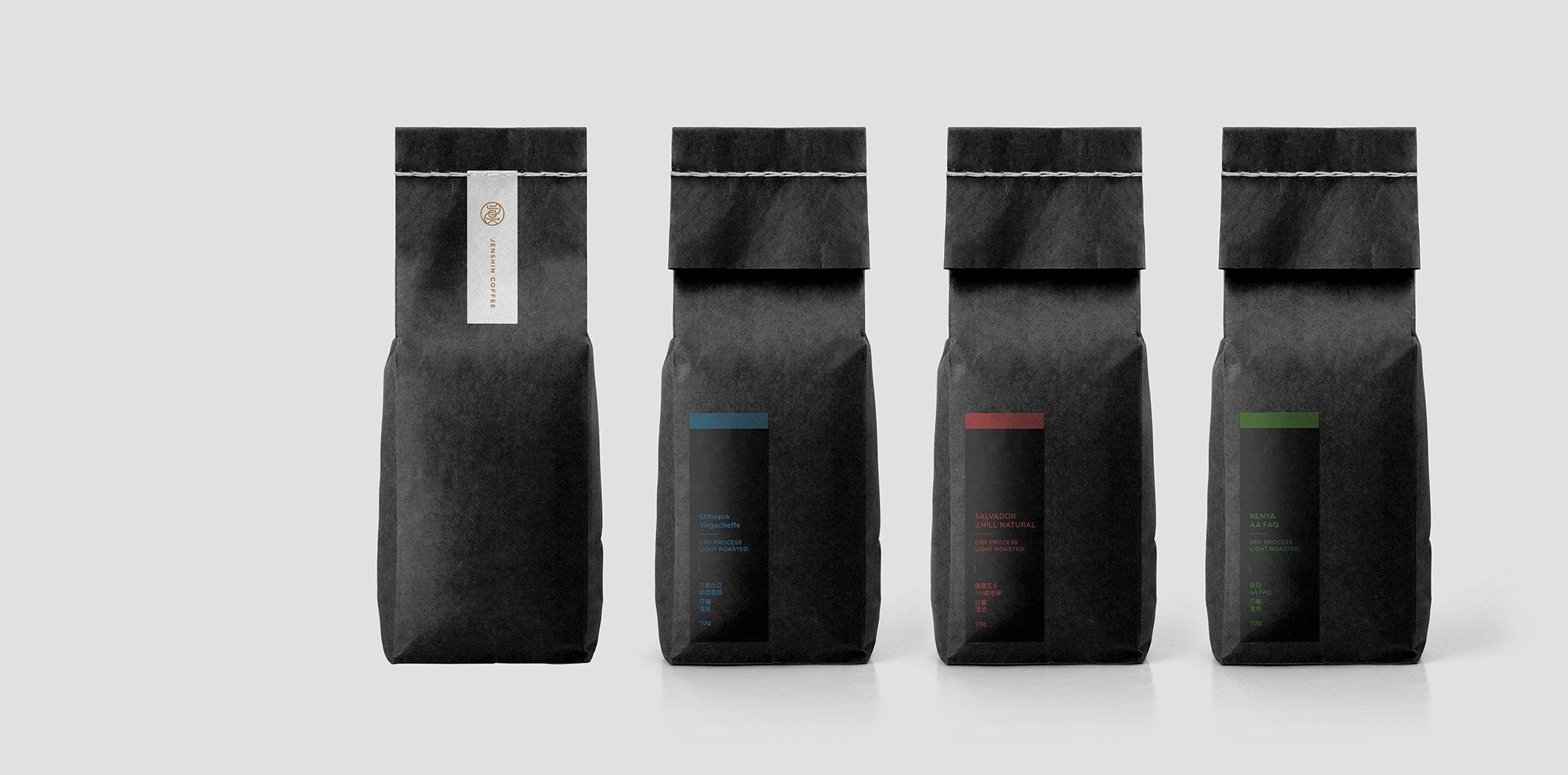 真心豆行-2019咖啡品牌識別設計 3